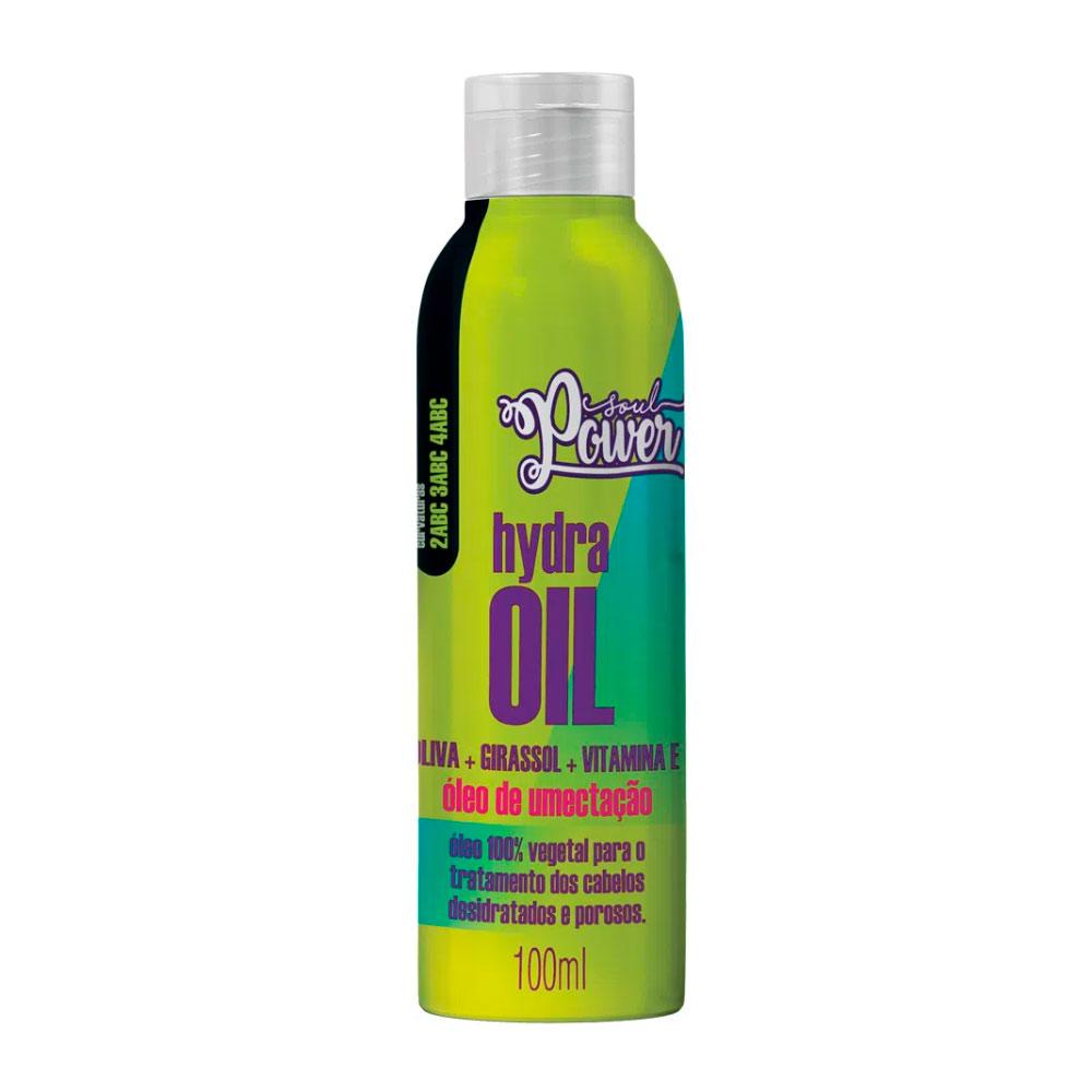 Óleo de Umectação Hydra Oil 100ml - Soul Power