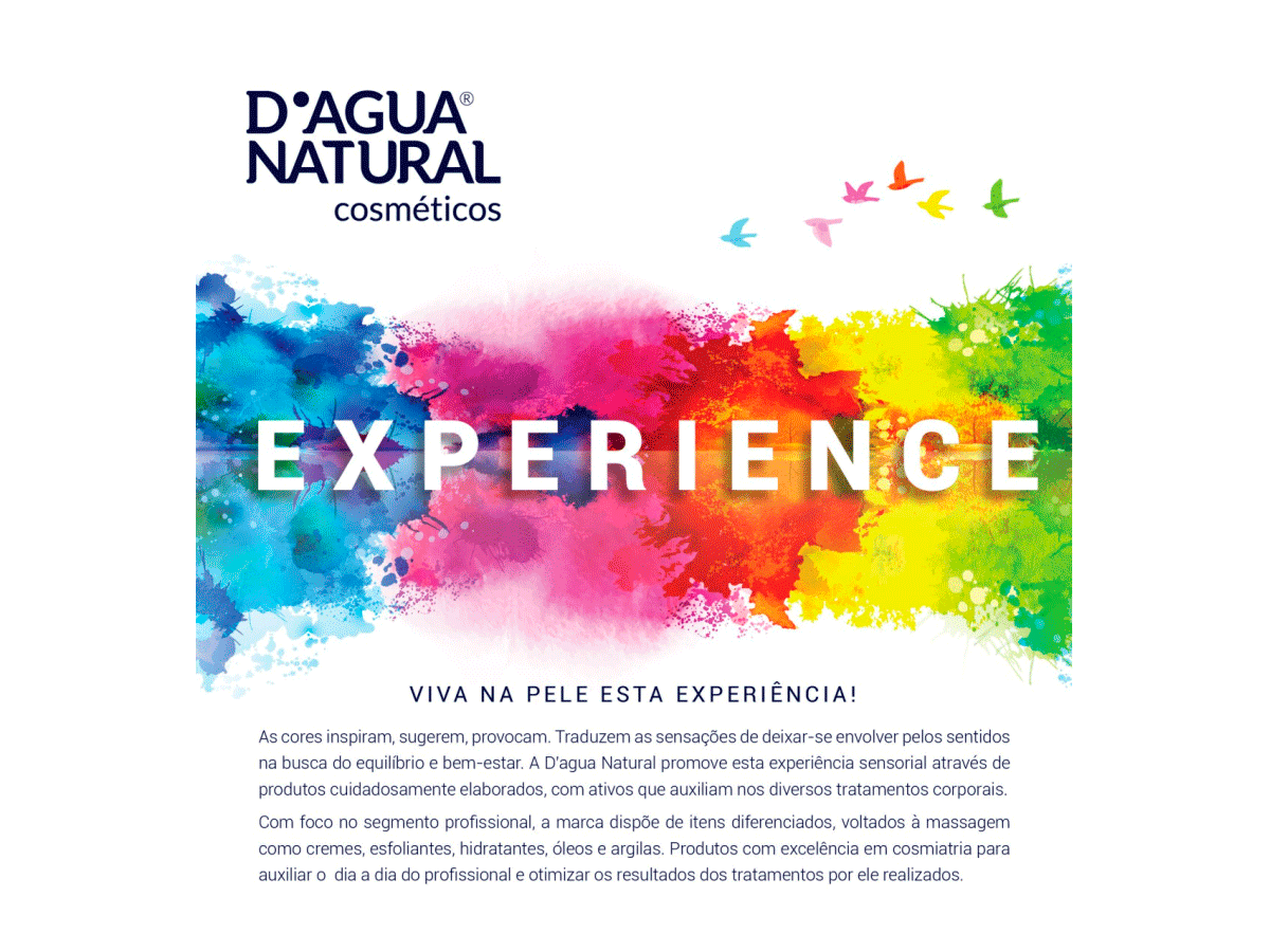 Óleo Massagem Neutro 1L Dagua Natural