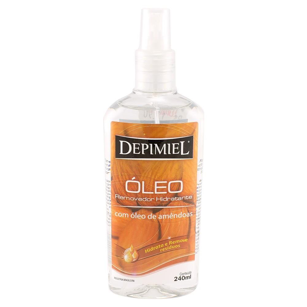 Óleo Depimiel Pós Depilação 240ml Spray