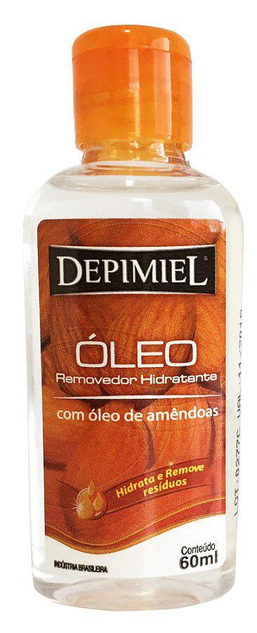 Óleo Depimiel Pós Depilação 60ml