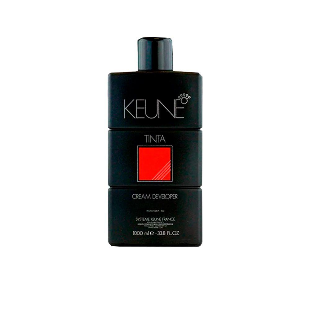 Oxidante Cremoso Tinta Developer Keune 1000ml