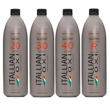 Oxidante Itallian Color R,20,30 e 40 1000ml