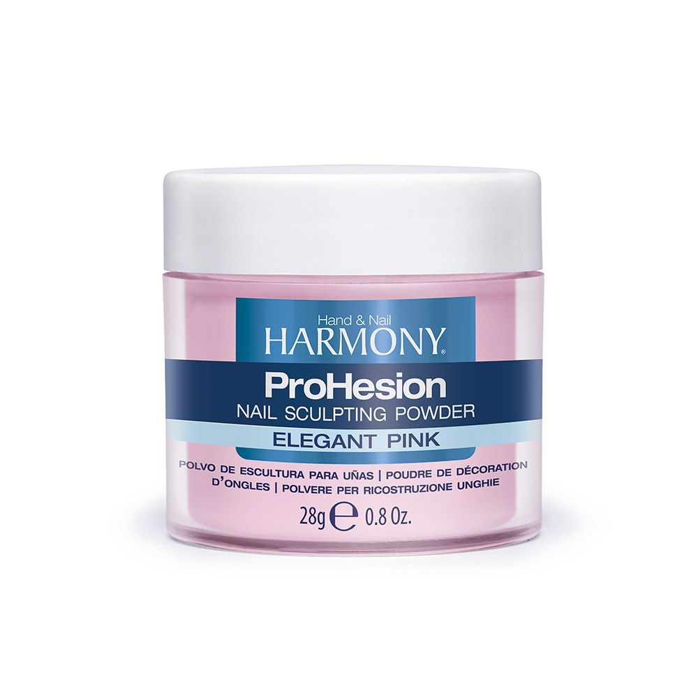Pó Acrílico Harmony  Studio Cover Elegant Pink 28g