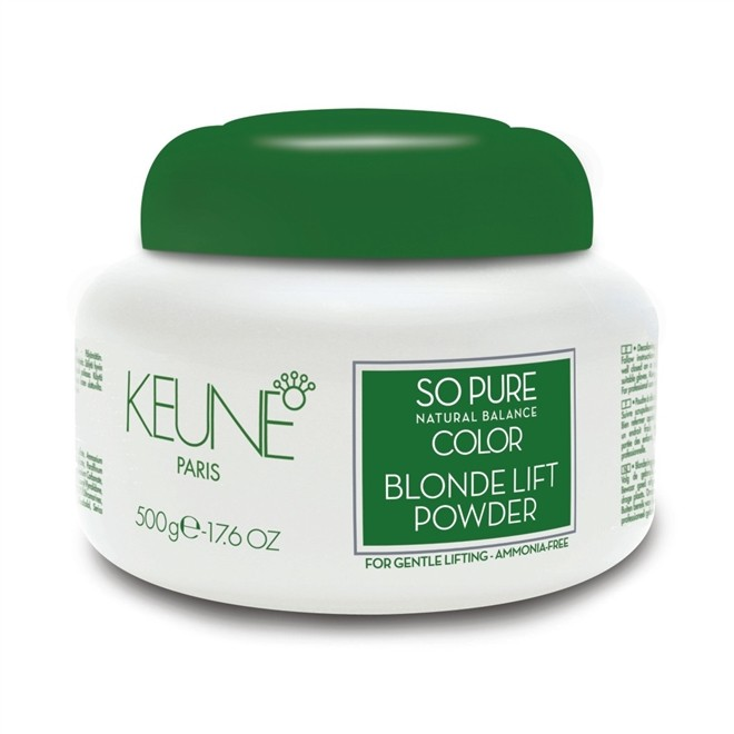 Pó Descolorante Keune So Pure Blonde Lift Powder 500ml