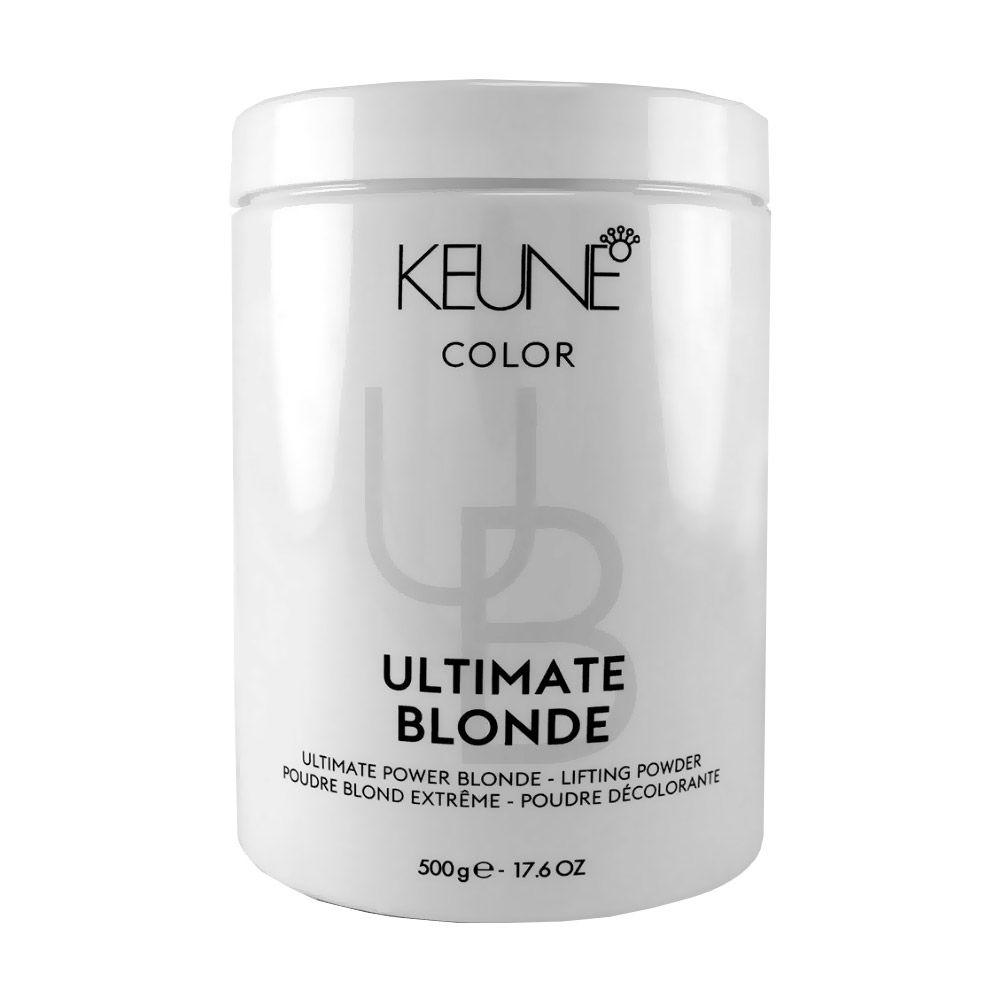 Pó Descolorante Keune Ultimate Power Blond 500G