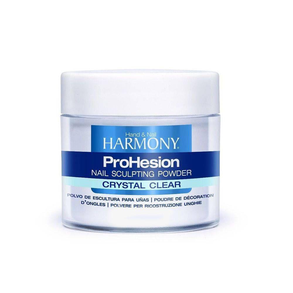 Pó Harmony Acrílico Crystal Clear 28g