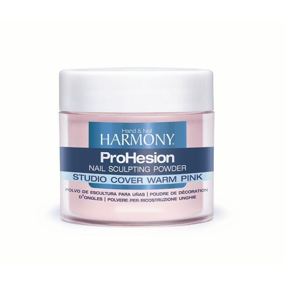 Pó Harmony Acrílico Studio Cover Warm Pink 28g