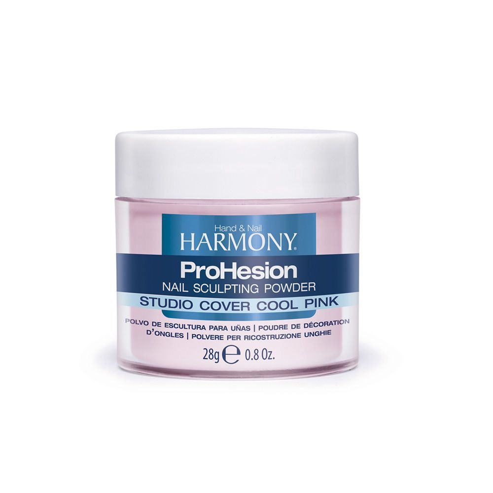 Pó Harmony Warm Pink + Cristal Clear + Cool Pink + Vivid White 28g