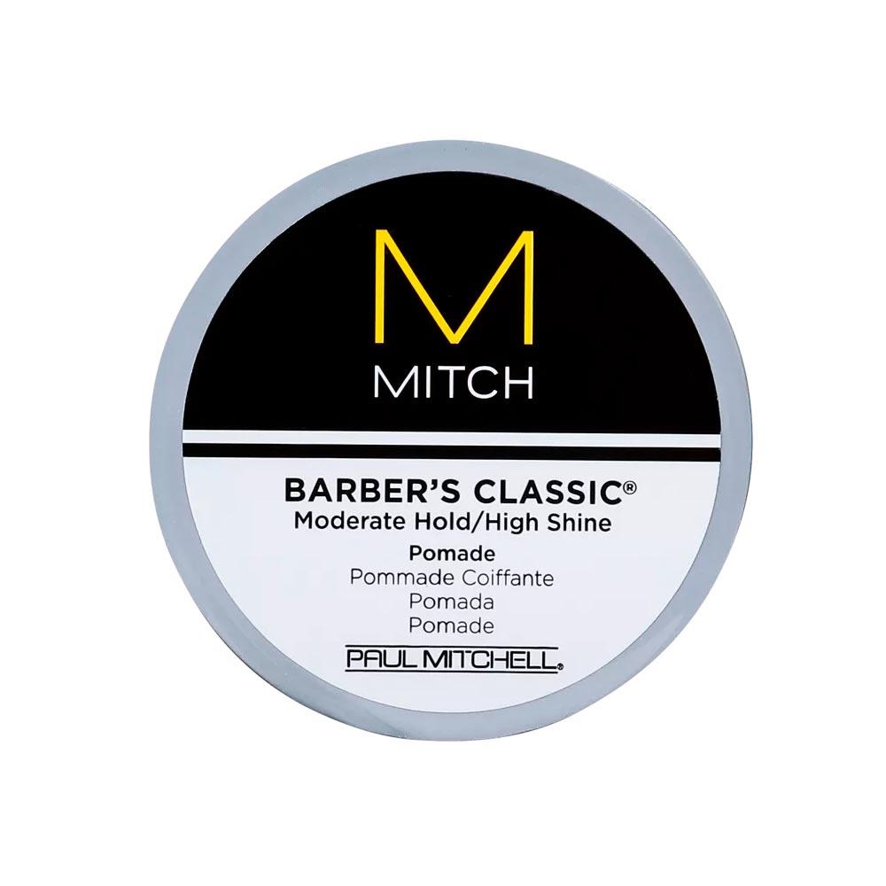 Pomada Modeladora Mitch Barber`s Classic 85g