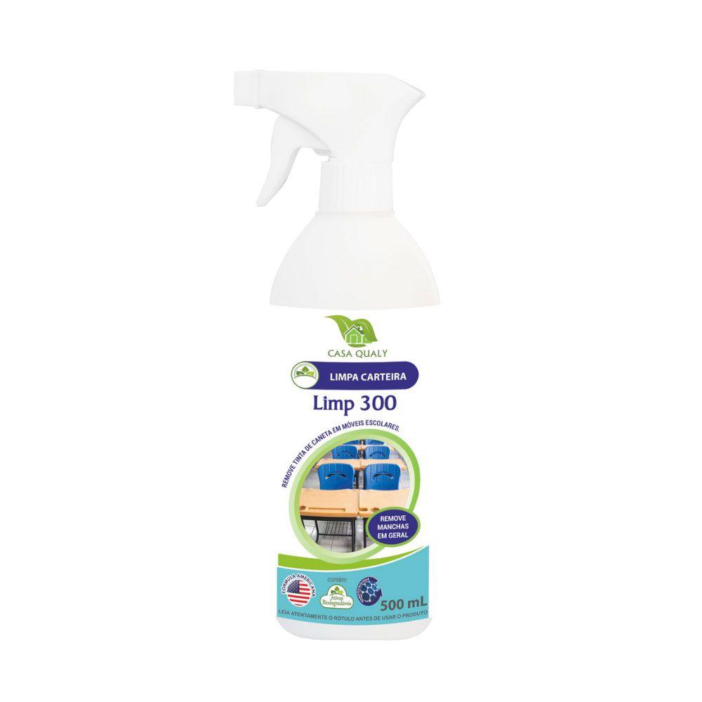 Removedor de Manchas em Geral - Limp 300 - 500 ml Casa Qualy