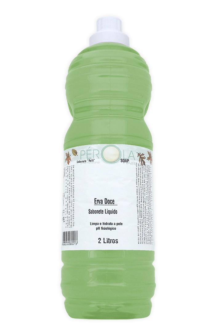 Sabonete Liquido Erva Doce Pérola 2L
