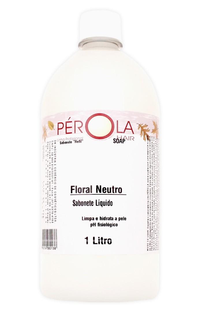 Sabonete Liquido Neutro Pérola 1L