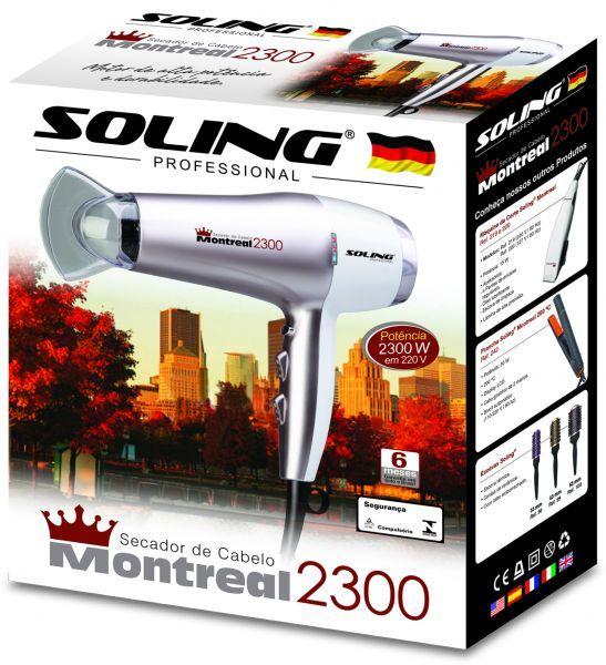 Secador Montreal  Soling 127V