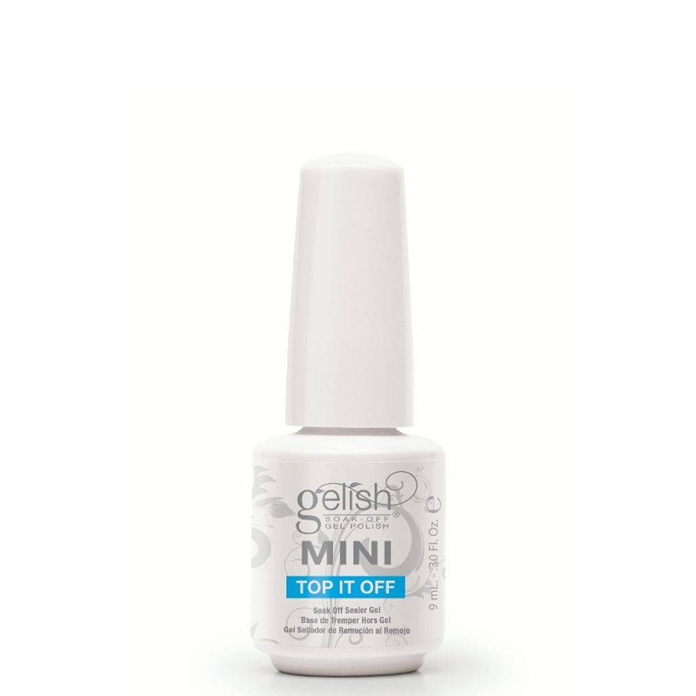 Selante Gelish Harmony Top It Off Brilho Intenso 9ml