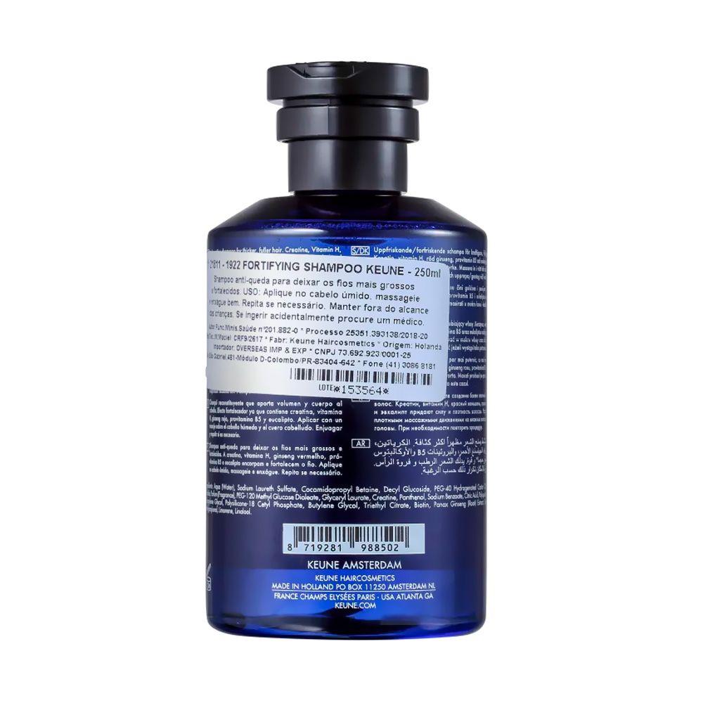 Shampoo Antiqueda Fortifying 250ml J.M Keune 1922