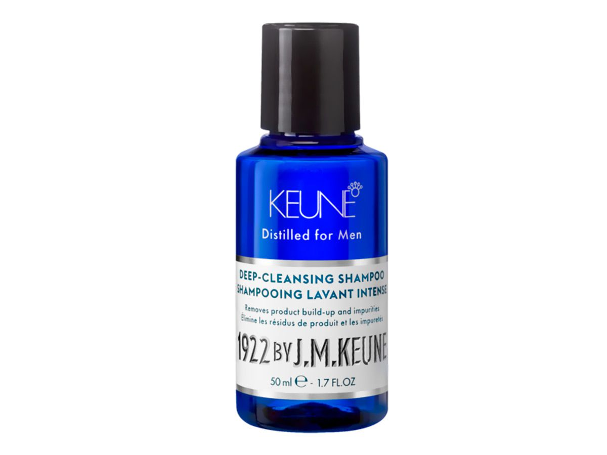 Shampoo Deep Cleansing 50ml J.M Keune 1922