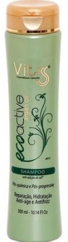 Shampoo Vitiss Ecoactive Argan Oil 300ml