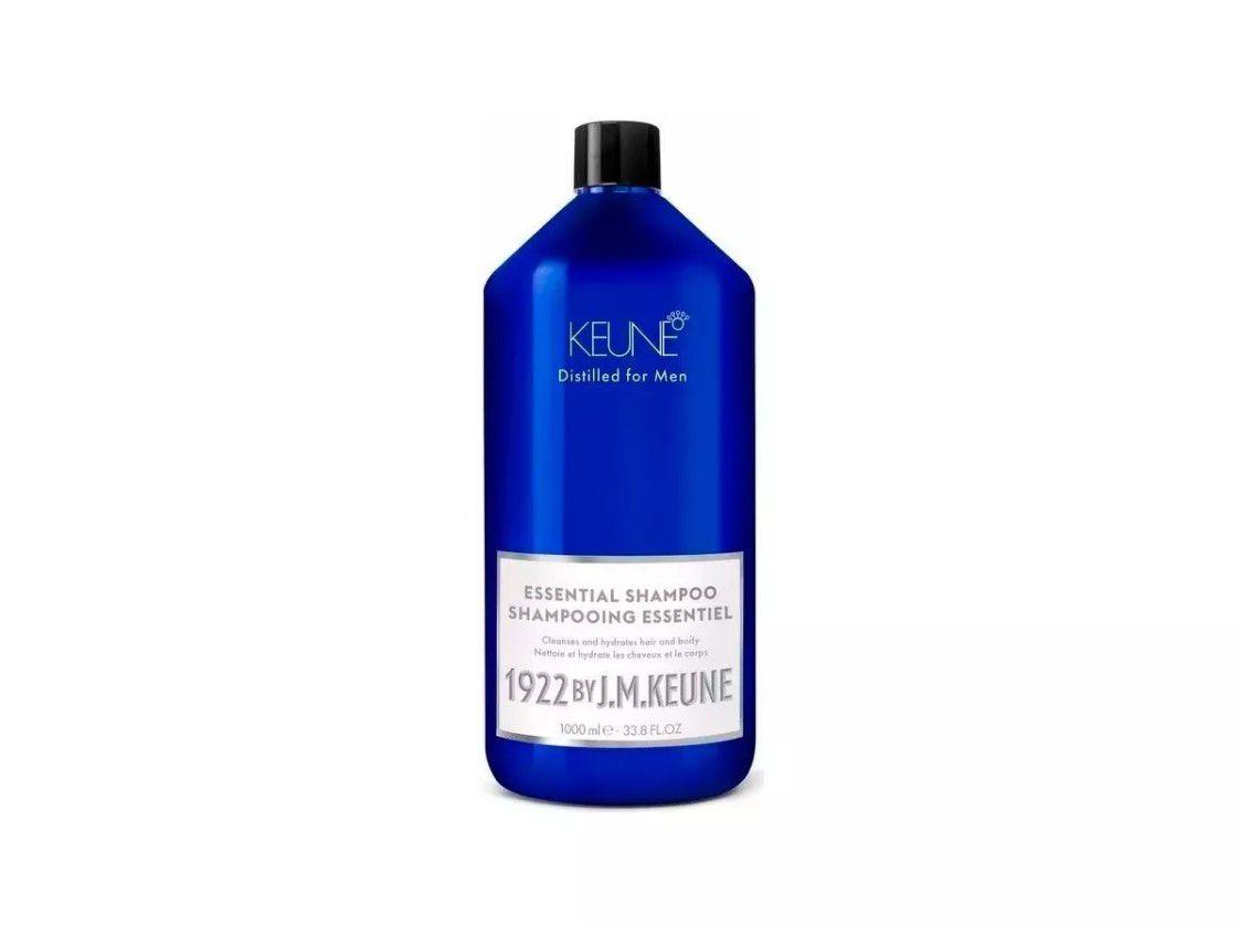 Shampoo Essential 1000ml 1922 J.M Keune
