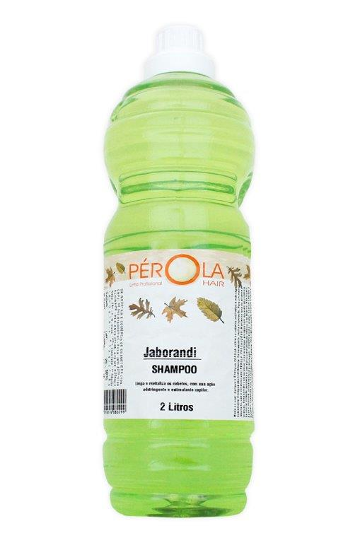 Shampoo Jaborandi Pérola 2L