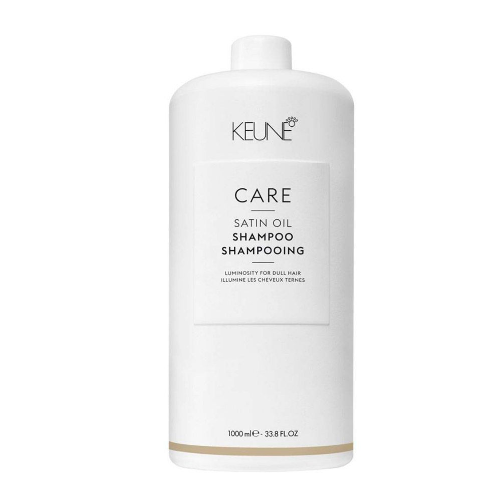 Shampoo Keune Care Line Satin Oil 1000ml