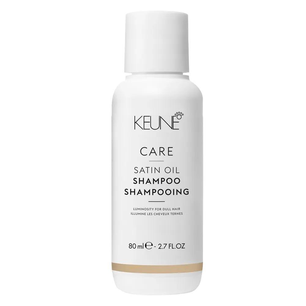 Shampoo Keune Care Line Satin Oil 80ml