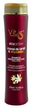 Shampoo Vitiss Ecoactive Monoï Tahiti 300ml