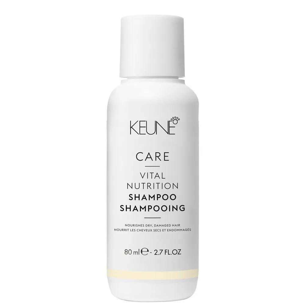 Shampoo Nutritivo Keune Vital Nutrition 80ml