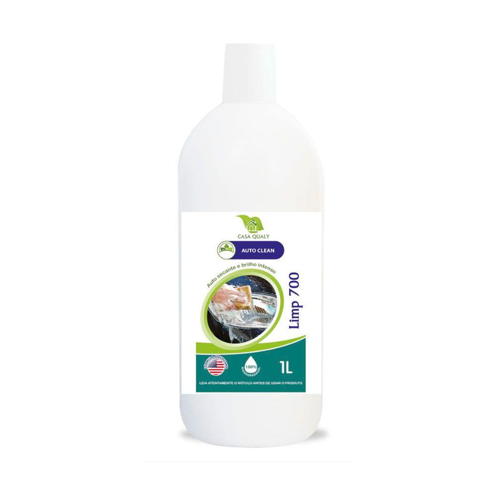 Shampoo para Carro - Limp 700 - 1 litro Casa Qualy