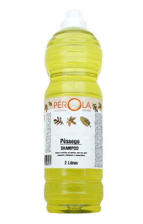 Shampoo Pessego Pérola 2L