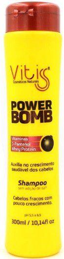 Shampoo Vitiss Power Bomb 300ml