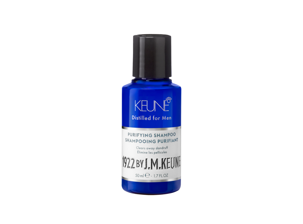 Shampoo Purifying 50ml J.M Keune 1922 Anticaspa