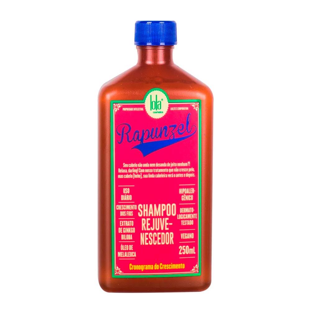 Shampoo Rejuvenecedor Lola Rapunzel 250ml