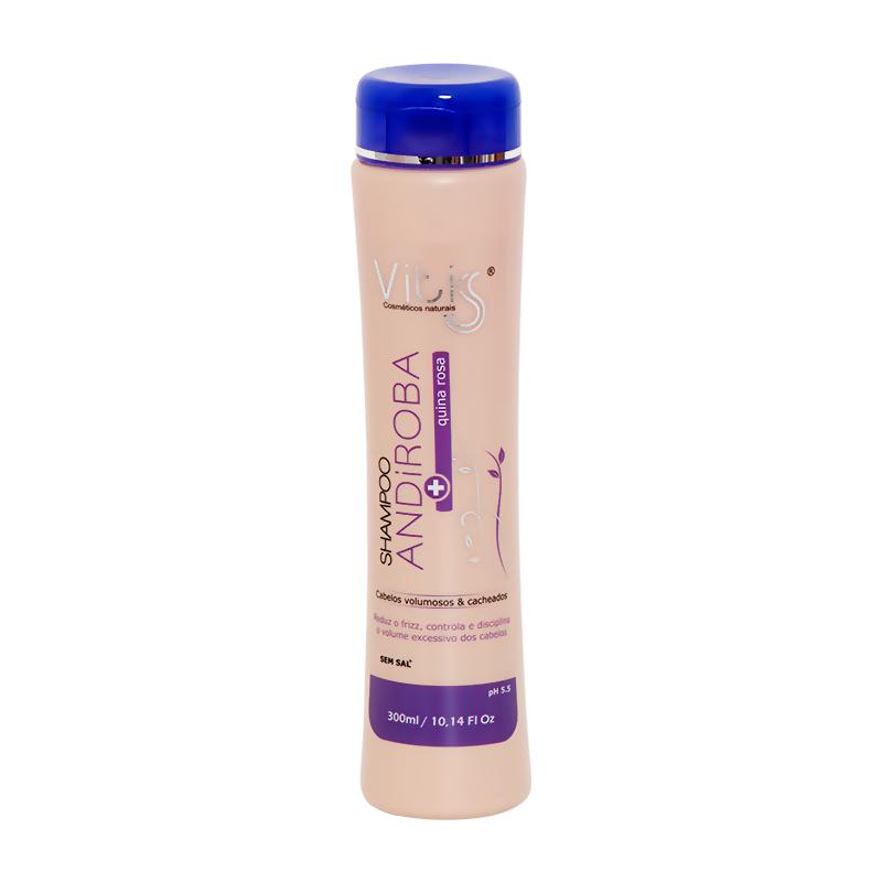 Shampoo Vitiss Andiroba 300ml