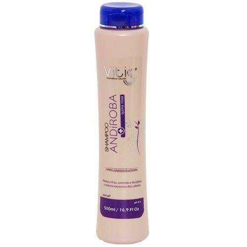 Shampoo Vitiss Andiroba 500ml