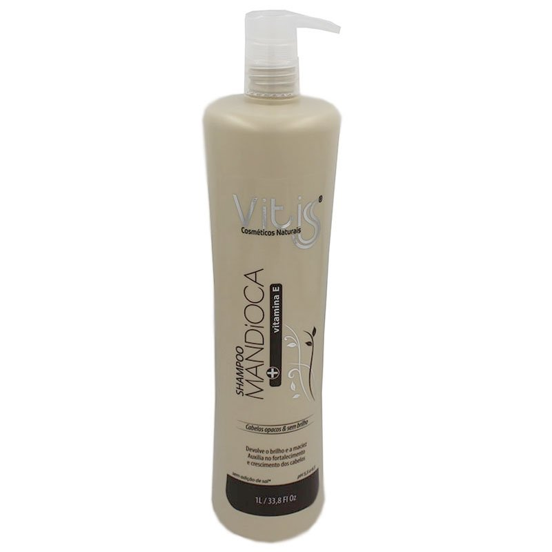 Shampoo Vitiss Mandioca 1000ml