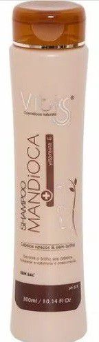 Shampoo Vitiss Mandioca 500ml