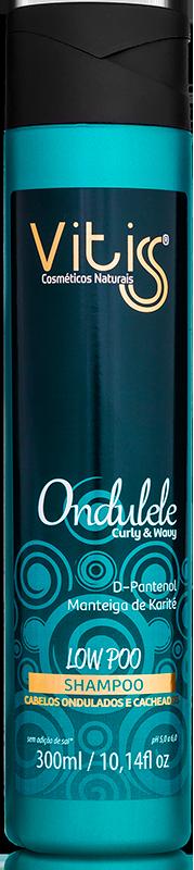 Shampoo Vitiss Ondulele 300ml