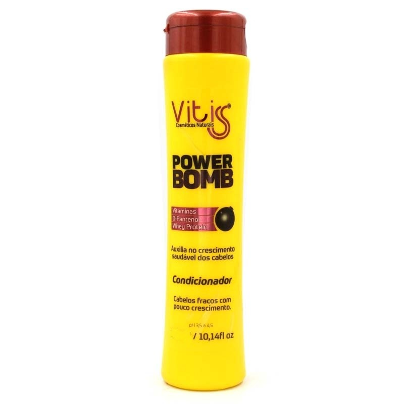 Shampoo Vitiss Power Bomb 500ml