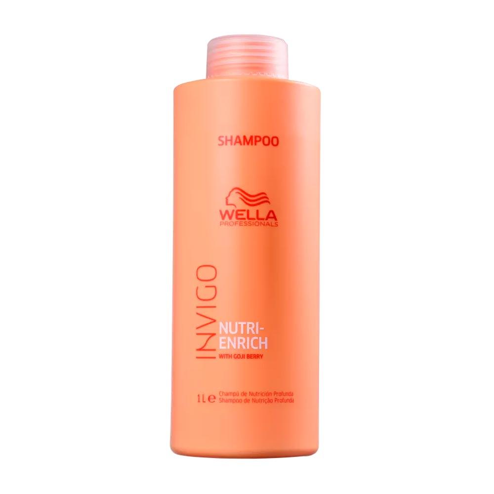 Shampoo Wella Invigo Nutri Enrich 1000ml
