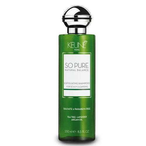 So Pure Tratamento Exfoliating Shampoo 250ml