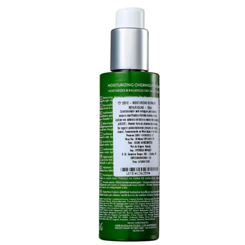 So Pure Tratamento Moisturizing Overnight Repair 150ml