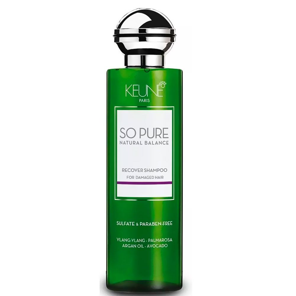 So Pure Tratamento Recover Shampoo 1000ml