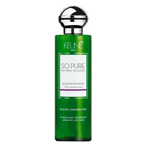So Pure Tratamento Recover Shampoo 250ml
