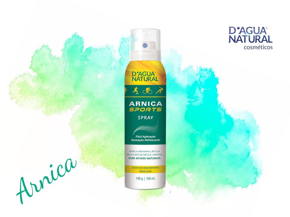 Spray Arnica Sports 150ml Dagua Natural