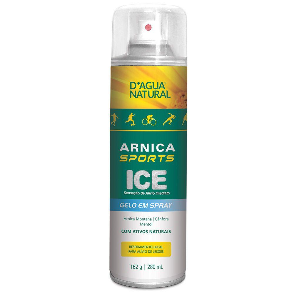 Spray Arnica Sports ICE Aerosol 280ml Dagua Natural