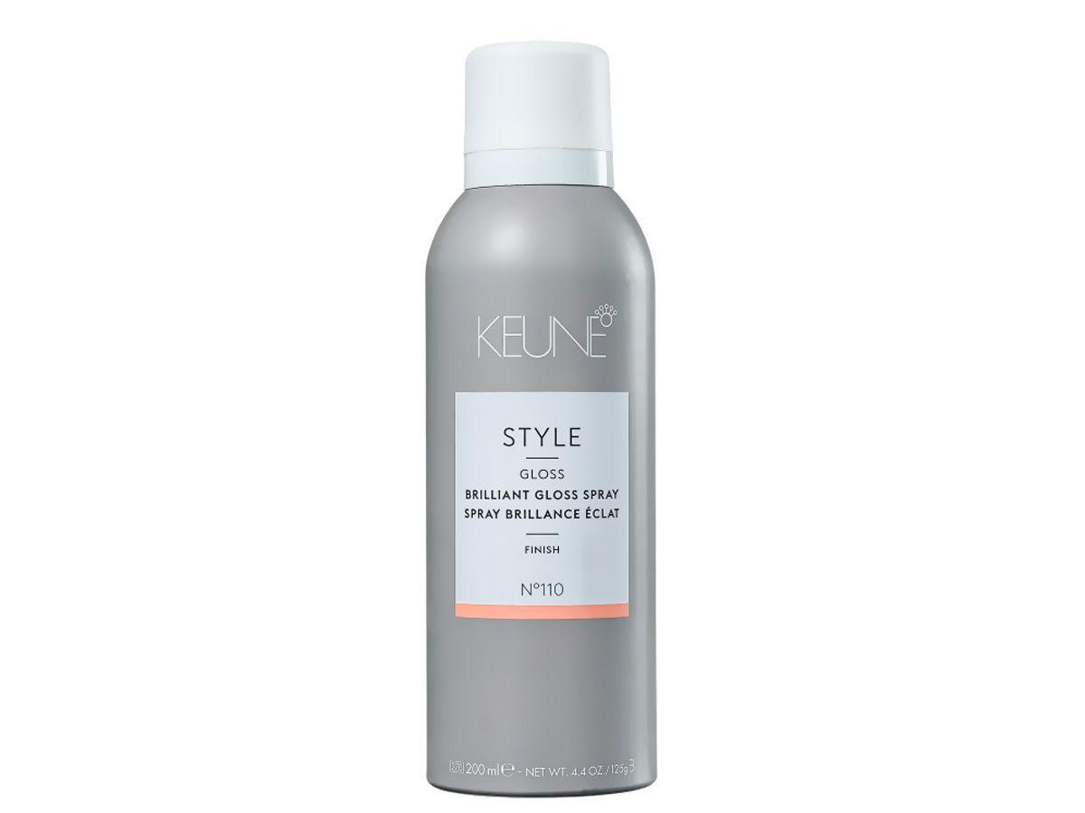 Spray De Brilho Keune Style Brilliant Gloss 200ml