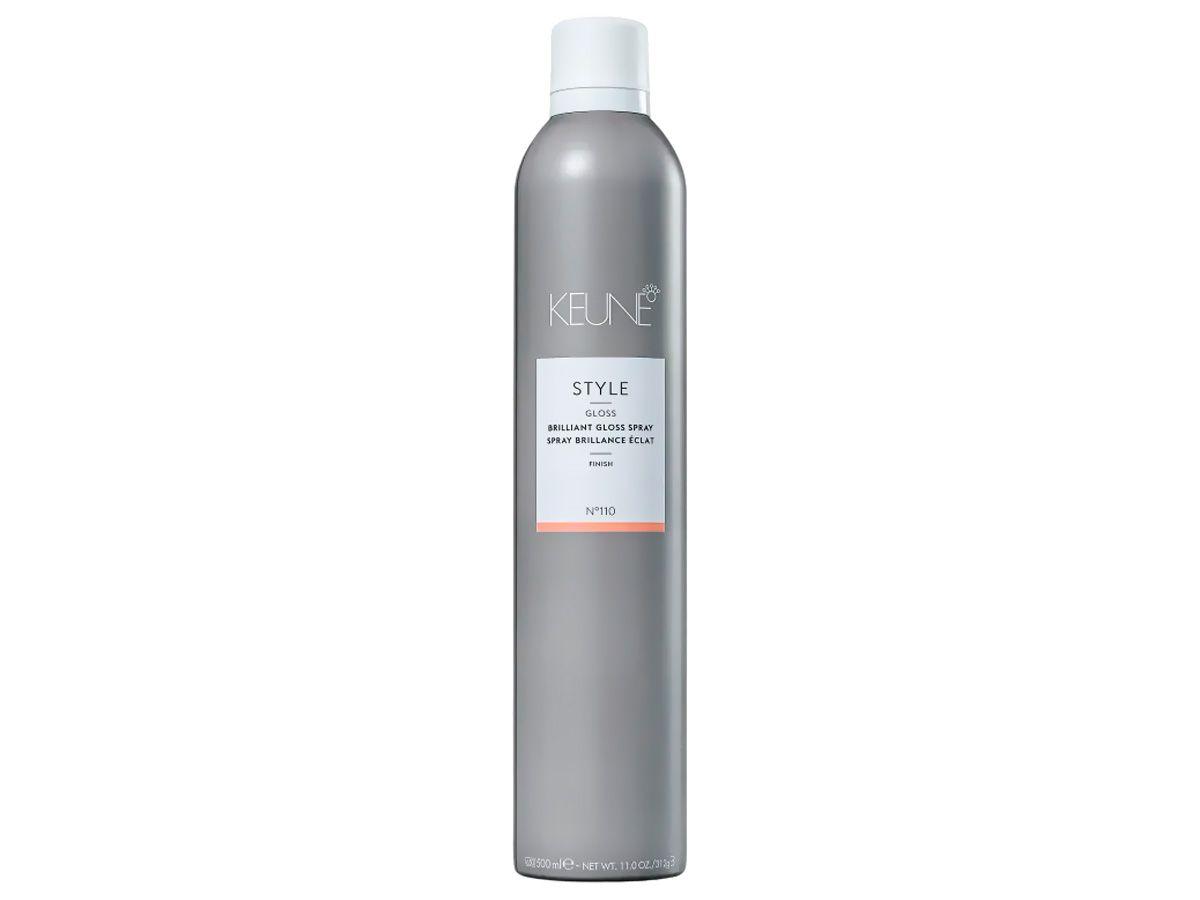 Spray De Brilho Keune Style Brilliant Gloss 500ml