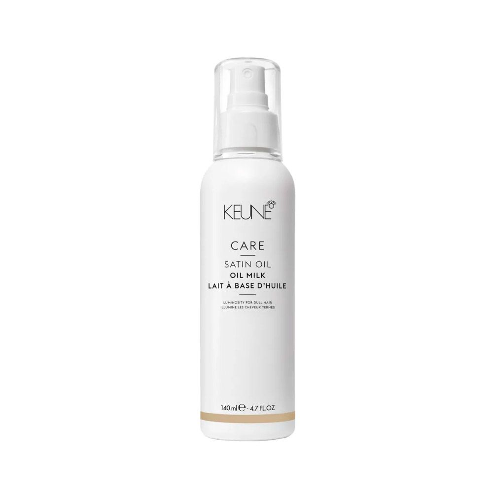 Spray Finalizador Keune Satin Oil Milk 140ml