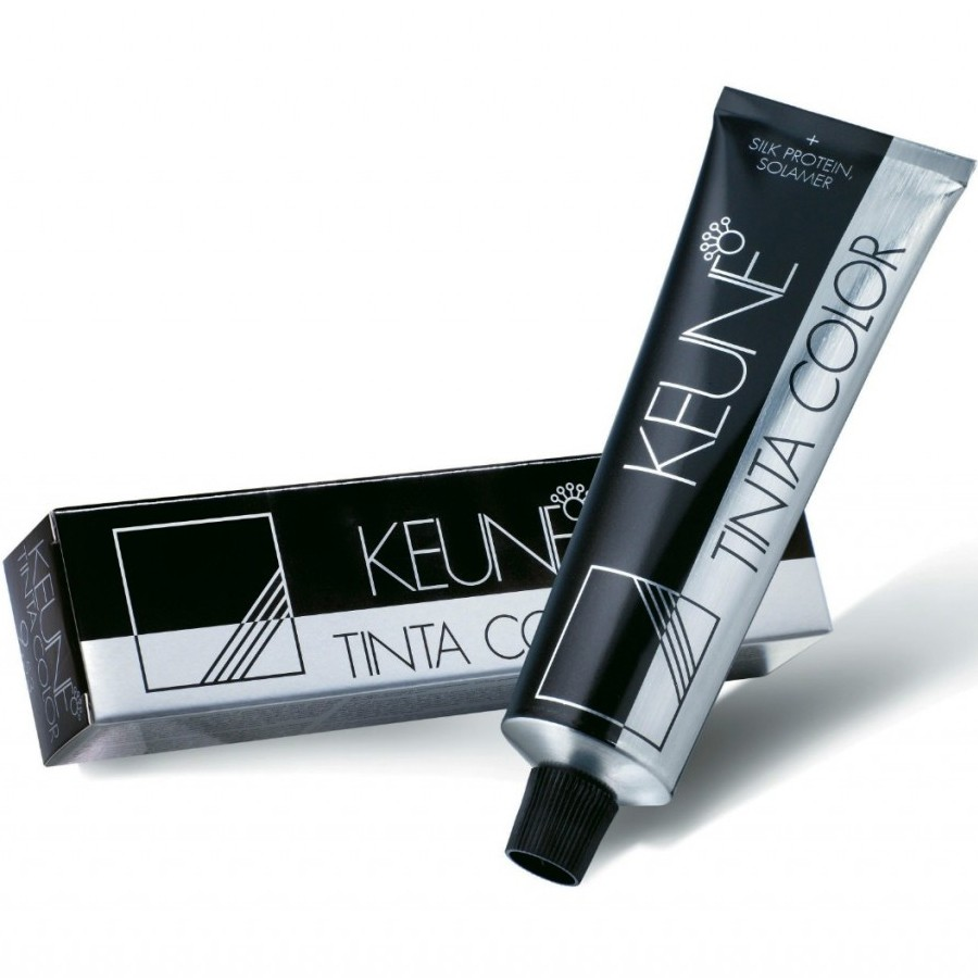 Tinta Keune Color 60ml - Cor 6.15 - Louro Escuro Cinza Mogno