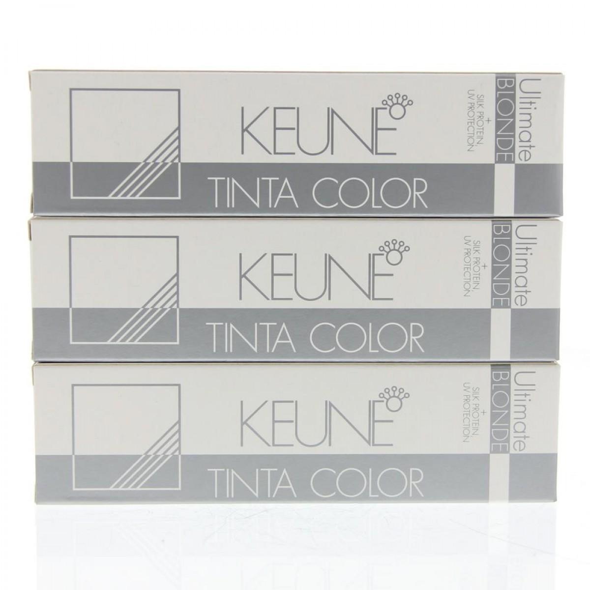 Tinta Keune Color Special Blonde 60ml - Cor 1001 - Louro Cinza